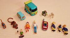 SCOOBY DOO and Fireman Sam bundle of kids childrens toys joblot figures