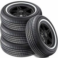 4 Ironman By Hercules RB-12 NWS 205/70R15 96S White Wall All Season 440AB Tires