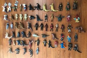 500 Monsters Kaiju Ultraman Figures Bandai US Seller Godzilla