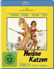 Heisse Katzen - Deadlier Than the Male - UNCUT - Elke Sommer - Blu Ray