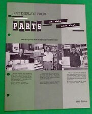 John Deere (Best Displays From Parts of This and That)  February 1962  Original