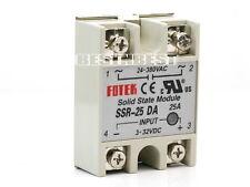 SSR-25DA 25A AC24-380V DC3-32V Relais Statique Solid State Relay Module Contrôle