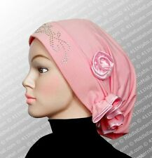 Wholesale LOT 10 Bonnet Cancer Chemo Hijab Turban Stretchable scarf Beanie CUP