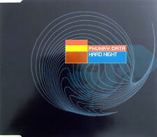 Phunky Data Maxi CD Hard Night - Europe (EX+/M)