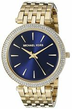 Women's Watch Michael Kors MK3406 Darci Crystal Fashion Watches Quartz