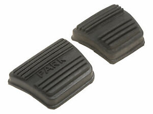 Fits Chevrolet S10 1982-2004 Emergency Brake Pedal Pad; Parking Brake Pedal P