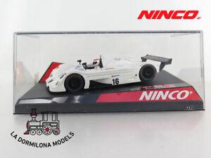 """NINCO 50262 BMW V12 LMR """"Artcar"""" #16 - NUEVO A ESTRENAR"""