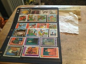 Rep De Guinea Mixed Stamps Lot