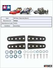 Mini 4wd FRP REINFORCING PLATE SET (SHORT) Tamiya 15431 New Nuovo