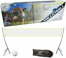 EastPoint Sports Portable Tripod Volleyball Net Set Easy Setup Game Outdoor Camp