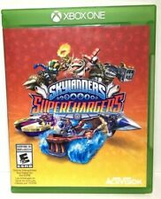 Xbox One Skylanders Superchargers Video Game CASE ONLY (Microsoft Xbox One 2015)
