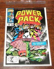 POWER PACK #60 (NOV 1990) / VF / MARVEL COMICS
