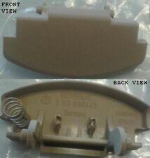 GOLF IV MK4 BORA NEW BEETLE ARMREST LID CATCH RELEASE BUTTON BEIGE ;;;