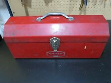"Vintage Proto Professional 9971 19"" Red Tool Box"