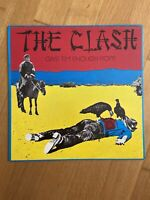 The Clash - Give 'em Enough Rope (Vinyl, OIS, 11.01.78, Netherland, CBS)