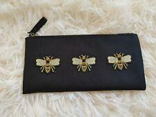 Nib Papyrus Black Accessories Make Up Bee Bag