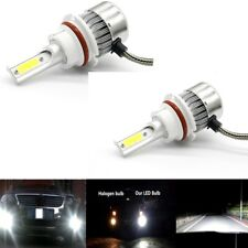 9004 HB1 LED Headlight Kit 55W 8000LM Conversion Light Bulbs 6000K Super White