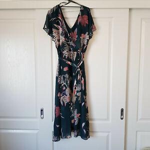 City Chic Dress - S - Maxi Amazon Lily