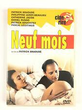 DVD 9 Neuf mois De Patrick Braoudé