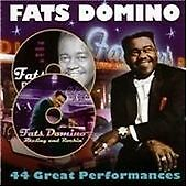 Fats Domino - 44 Great Performances [Prism] (2003)