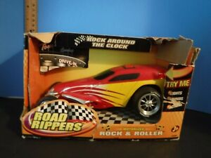 Toy State Road Rippers Car plays Rock around The Clock Lights & Sound Work