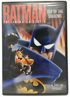 """BATMAN: The Animated Series """"Out of the Shadows"""" DVD (4 Episodes / 88 mins) NEW"""