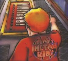 Heavy Metal Kids - Hit The Right Button (CD 2016) NEW/SEALED