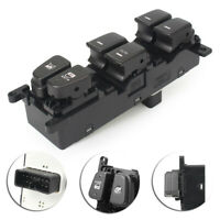 Front LH Side Eletric Power Window Master Switch For Hyundai Sonata 2008-2010 09