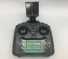 Mini Orion Live LCD Screen Drone Remote Only World Tech Elite Black Toy - D25