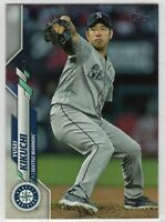 2020 Topps Seattle Mariners Team Set Series 1 and 2