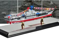 Aircraft Carrier Ship Model in Scale 1:1000  JUNSHIJIA NO.681001