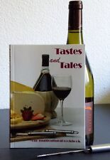 Tastes and Tales - Your Fun Multicultural (Central European) cookbook