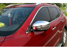 For Nissan X-Trail Rogue 2014 2015 2016 2017 ABS Exterior Rearview Mirror Cover