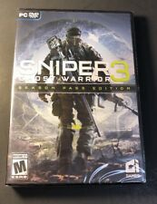 Sniper Ghost Warrior 3 [ Season Pass Edition ] (PC) NEW