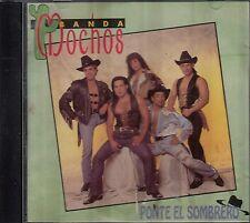 Banda Mochos Ponte El Sombrero CD USED LIKE NEW