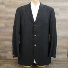 HUGO BOSS Mens 100% Virgin Wool EINSTEIN Jacket Blazer sport coat size 42R