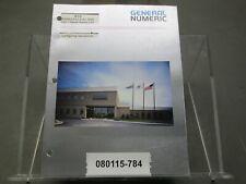 Sinumerik 810 E80850-D12-X-A1-7600 Part 1 Signals Configuring Instruction Manual