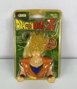 Dragon Ball Z: Super Saiyan Goku clip-on key chain (Funimation/1999)