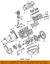 FORD OEM-Valve Cover Gasket F6AZ6584AA SOLD INDIVIDUALLY