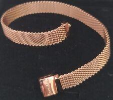 Pandora Bracelet 587712 SIZE 19cm Reflexions Mesh ALE MET