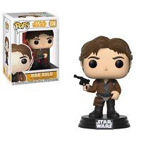 Funko Star Wars Solo Movie POP Han Solo Vinyl Figure NEW IN STOCK Toys
