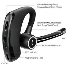 Bluetooth V4.1 hands free HEADSET SYSTEM Headphone for Samsung Galaxy S8+S7 edge