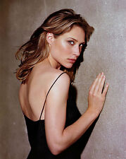 CLAIRE FORLANI 8X10 PHOTO PICTURE PIC HOT SEXY LITTLE BLACK DRESS 17