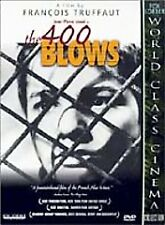 The 400 Blows DVD 1999 - Jean Pierre Leaud, (B&W) FRENCH (ENGLISH SUBTITLES) NR