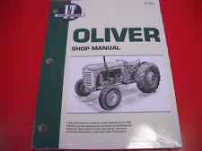 Oliver Tractor Iampt Shop Service Manual 66 77 88 99 Super 55 660 770 880 550