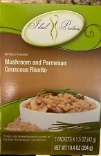 Ideal Protein Mushroom and Parmesan Pasta (Risotto) 7 packets 19 g protein