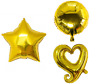 Giant Star Heart Round Helium Foil Balloon Party Wedding Birthday Pannu baloons