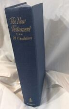 The New Testament From 26 Translations 1967 Zondervan  Vaughn Ex Condition