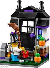 Lego Trick or Treat Halloween 40122. Brand New.