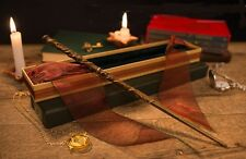 Baguette Hermione Granger Wand BOITE COLLECTOR Harry Potter Olivander box NEUF